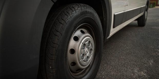 Peugeot Boxer Wheels