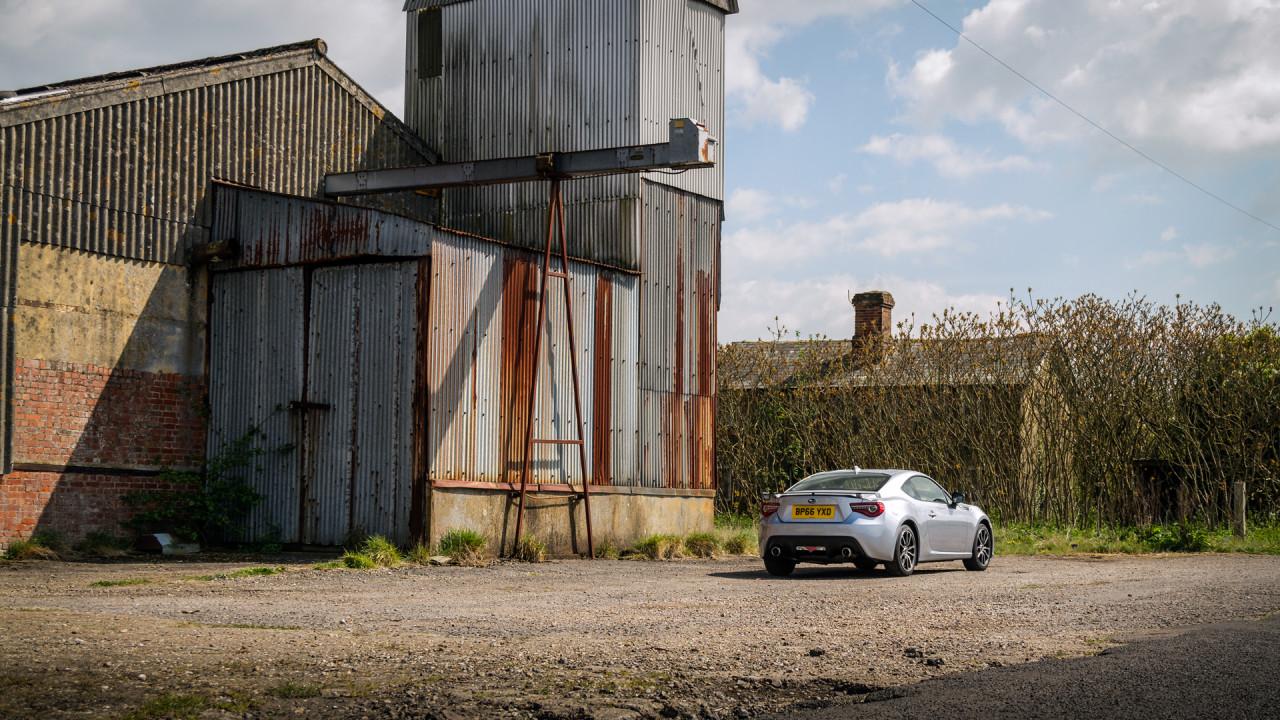 Subaru BRZ 2017 Automatic