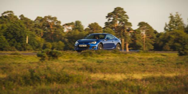 Subaru BRZ 2017 Manual Engine