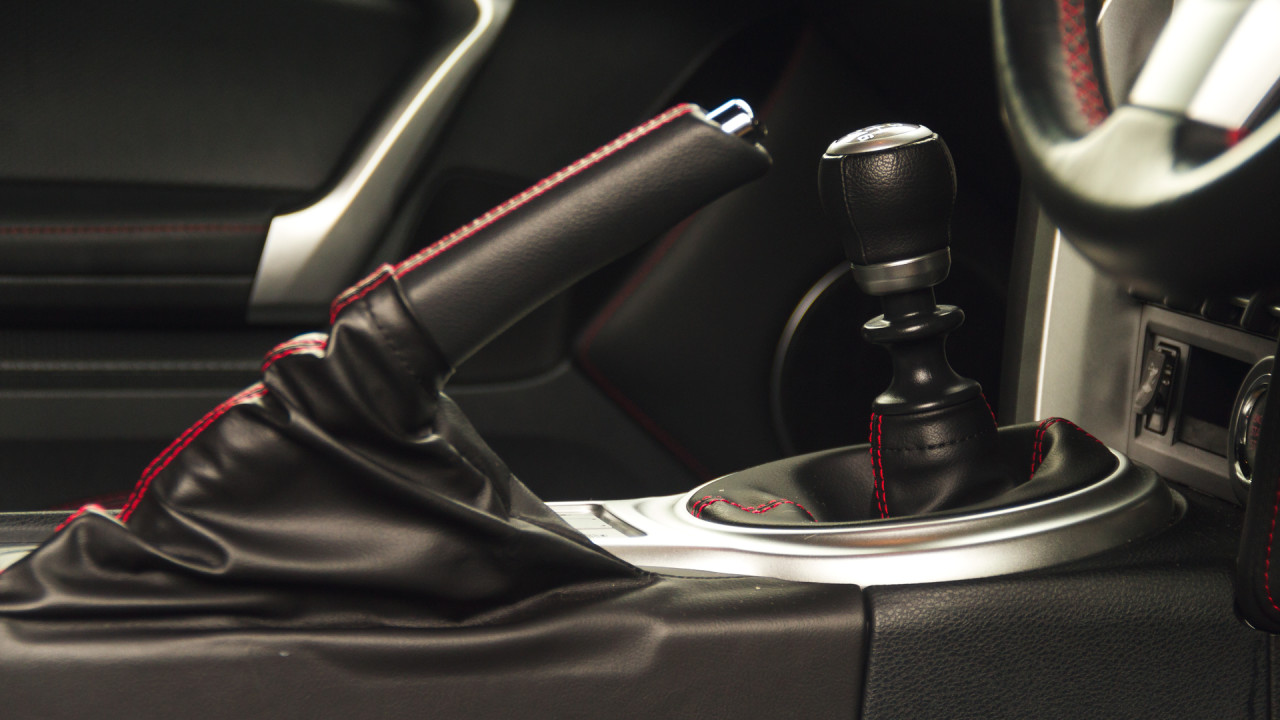 Subaru BRZ 2017 Manual Gearbox