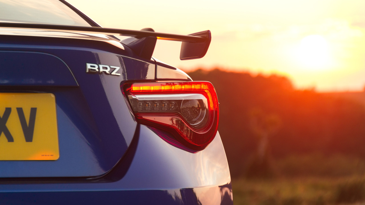 Subaru BRZ 2017 Manual Lights