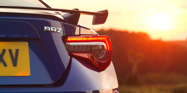 Subaru BRZ 2017 Manual Lights