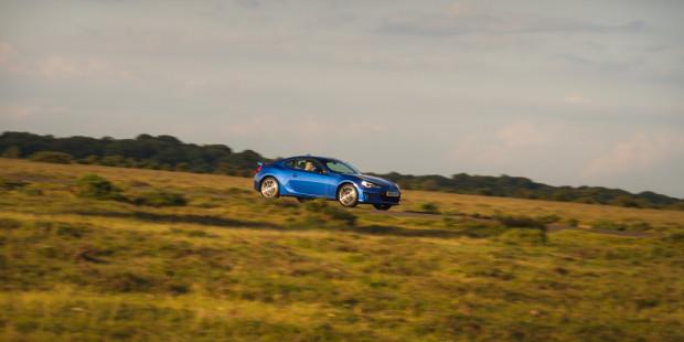 Subaru BRZ 2017 Manual New Forest