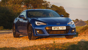 Subaru BRZ 2017 Manual Review