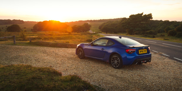 Subaru BRZ 2017 Manual Video Review