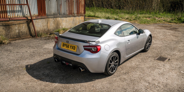 Subaru BRZ Automatic 2017 Video Review