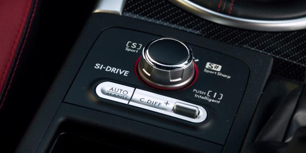Subaru WRX STI 2017 Differential
