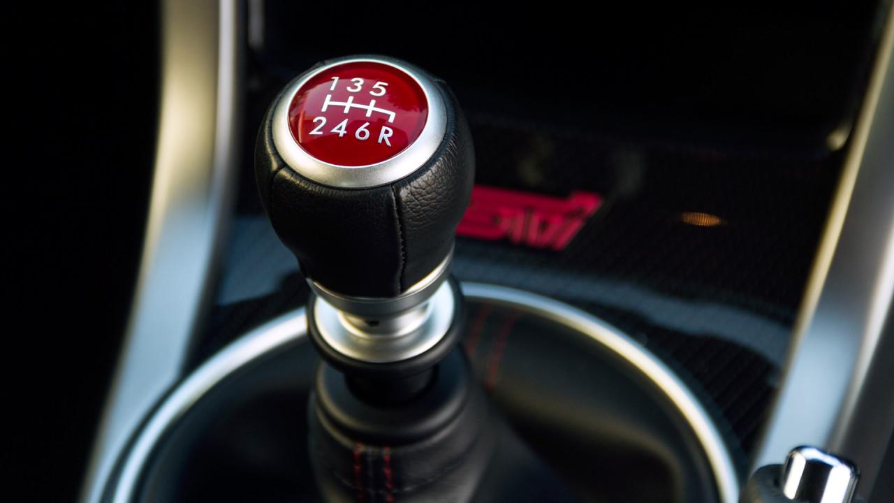 Subaru WRX STI 2017 Gearbox