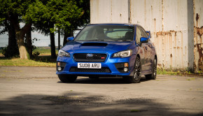 Subaru WRX STI 2017 Review