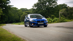 Subaru WRX STI 2017 Video Review