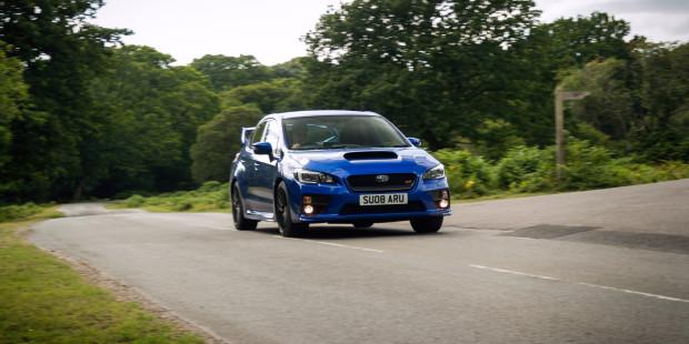 Subaru WRX STI 2017 Video Review