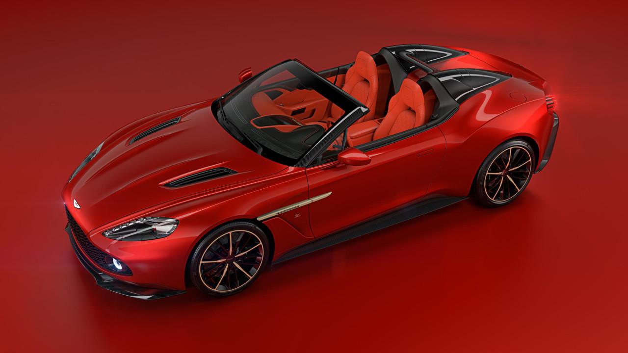 Aston-Martin-Vanquish-Zagato-Speedster-Red