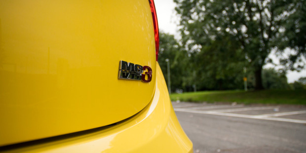 MG 3 2017 Badge