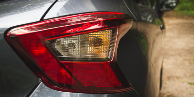 Nissan Micra 2017 Lights