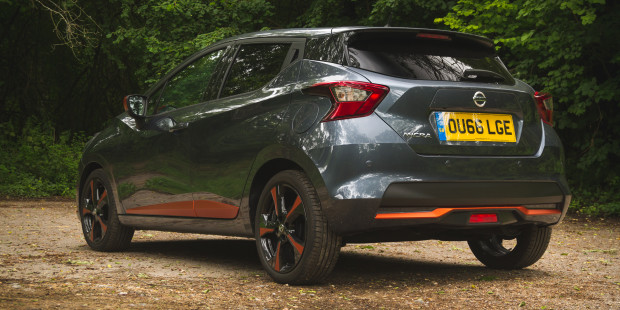 Nissan Micra 2017 Review