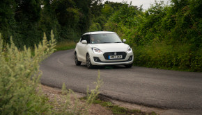 Suzuki Swift 2017 Driving