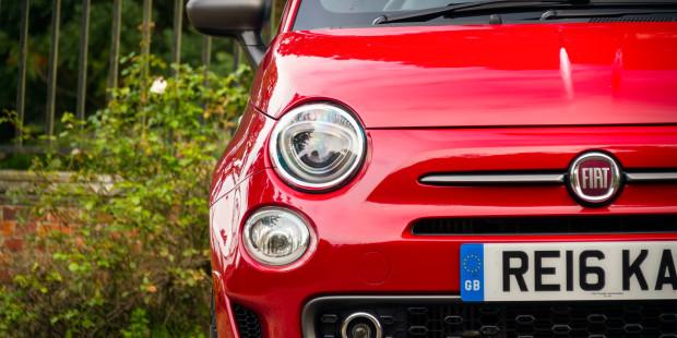 Fiat 500C 2017 Aero