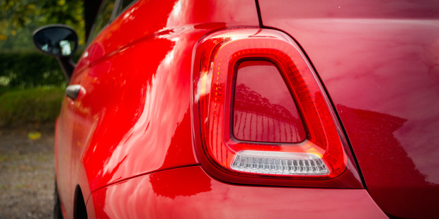 Fiat 500C 2017 Rear Light
