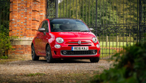 Fiat 500C 2017 Video Review
