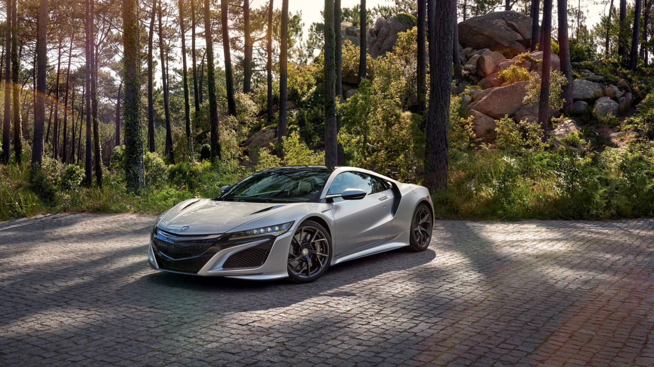 Honda-NSX-Silver-Metallic-UK