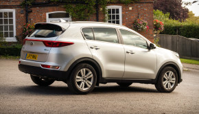 Kia Sportage 2017 Review