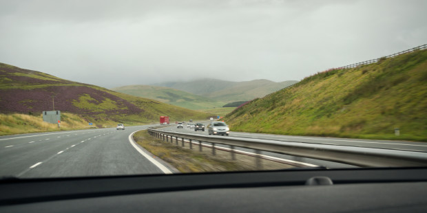 Kia Sportage 2017 Scotland Roadtrip