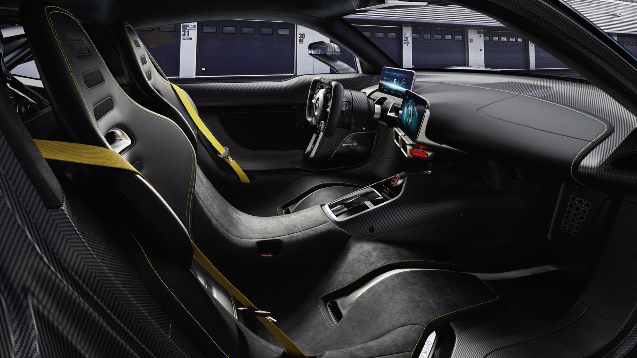Mercedes-AMG-Project-One-Interior