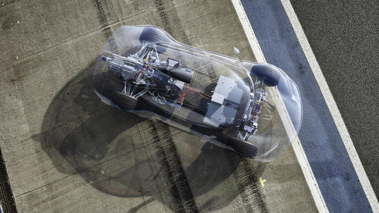 Mercedes-AMG-Project-One-Powertrain