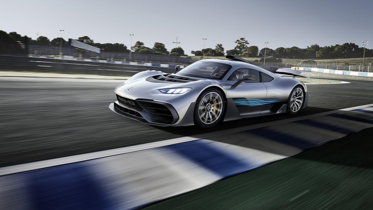Mercedes-AMG-Project-One-Track