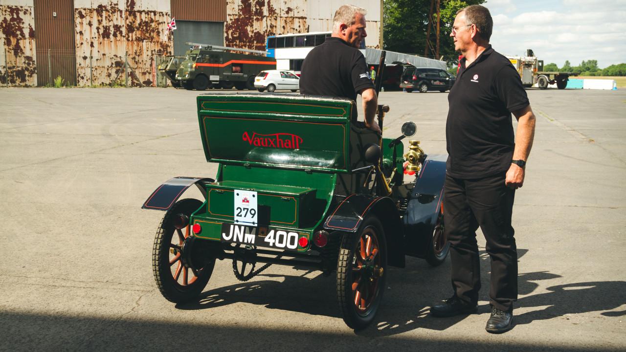 Vauxhall 6HP 1904