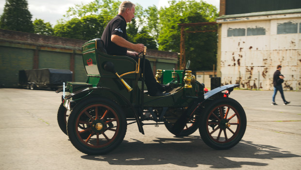 Vauxhall 6HP 1904 Review