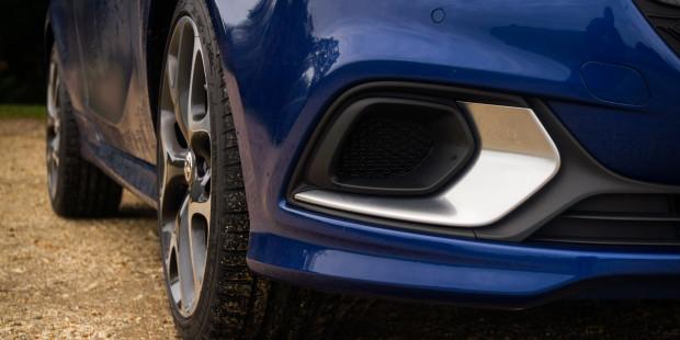 Vauxhall Corsa VXR 2017 Design