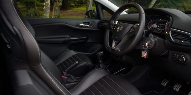 Vauxhall Corsa VXR 2017 Interior