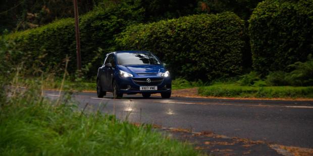 Vauxhall Corsa VXR 2017 Performance