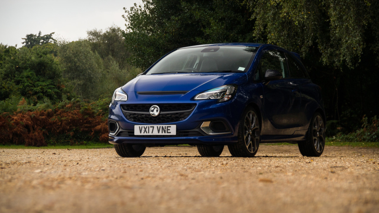 Vauxhall Corsa VXR 2017 Video Review